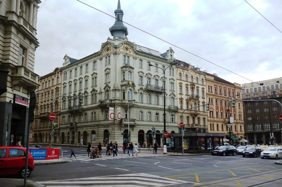 Hotel Tyl: Площадь И.П.Павлова