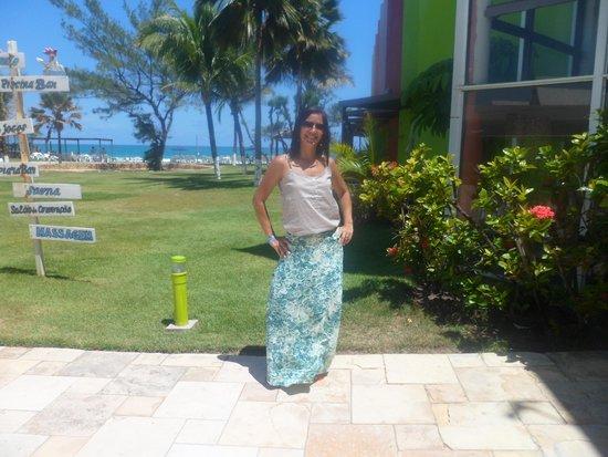 Prodigy Beach Resort Marupiara: Jardim do hotel