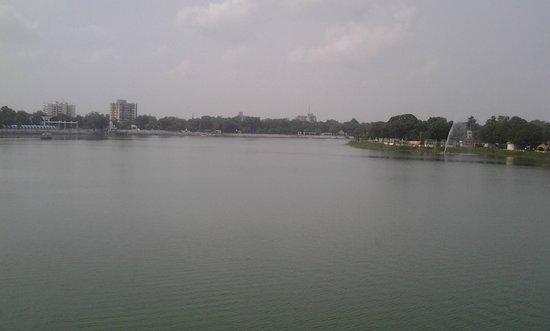 Kankaria Lake: Lake