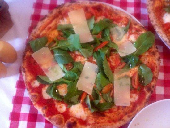 Appetito Trattoria: Rucola Pizza
