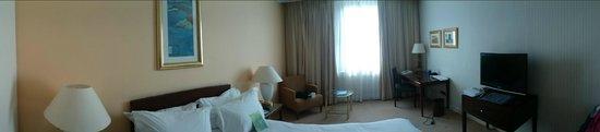 Gran Hotel Princesa Sofia: небольшая комната