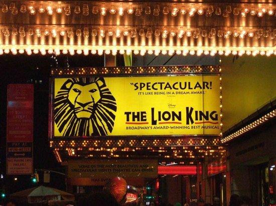 The Lion King : Imperdivel