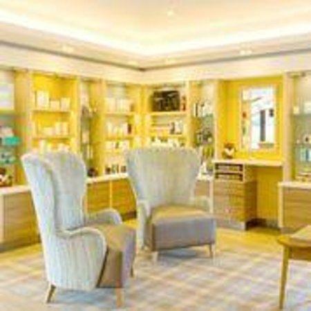Moddershall Oaks Country Spa Retreat: Spa Shop