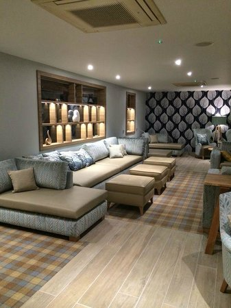 Moddershall Oaks Country Spa Retreat: New Relaxation Lounge