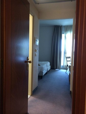 Grand Hotel Continental : Room