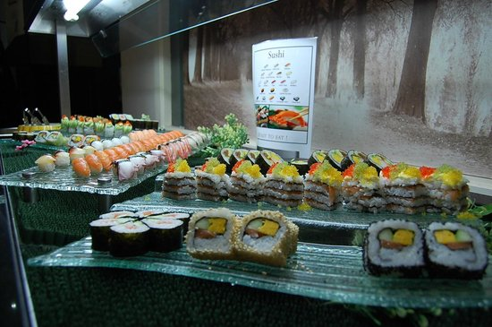 Eatto: Sushi Selection