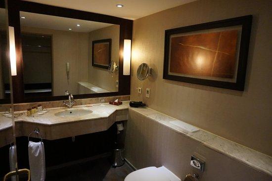 Steigenberger Hotel Maslak Istanbul: bathroom