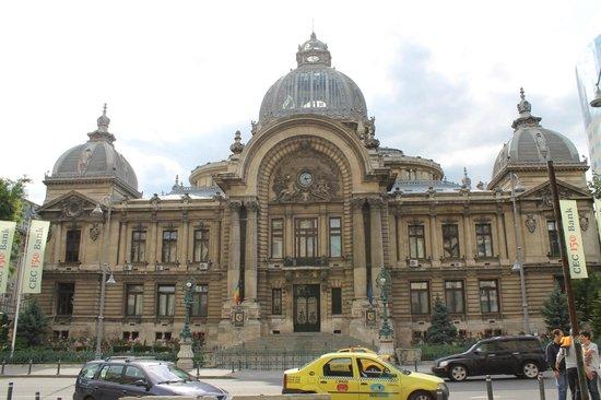 CEC Palace, Bukarest
