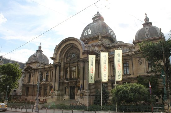 CEC Palace, Bukarest