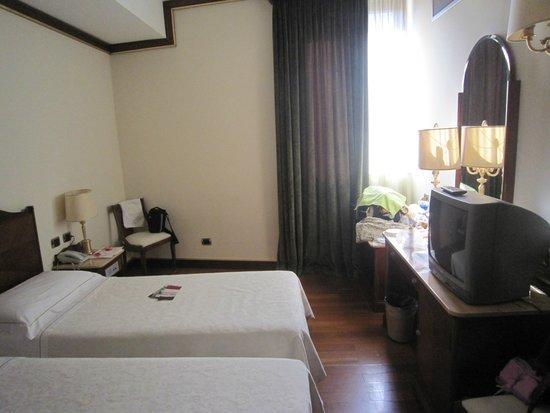 Marconi Hotel: Очень приличный номер