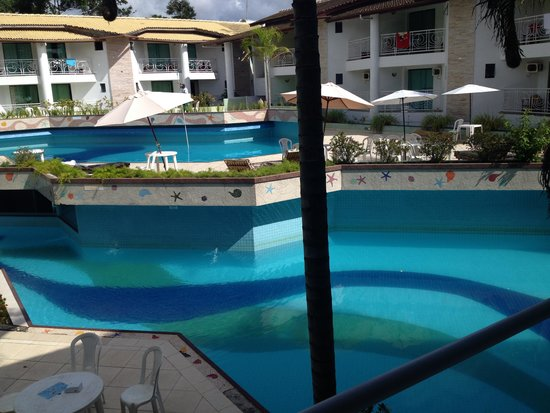 Portal do Mundaí Praia Hotel: piscinas