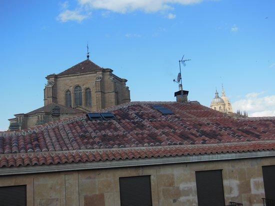 Eurostars Las Claras : お部屋からの眺め
