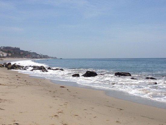 Malibu Beach RV Park: Beach
