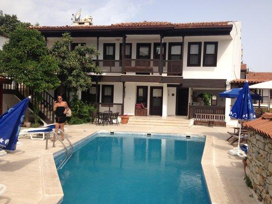 Villa Konak Hotel Kusadasi: piscine