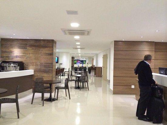 Heritage Comfort Inn : Lobby