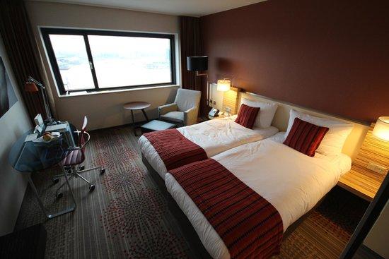 Mövenpick Hotel Amsterdam City Centre : Chambre executive