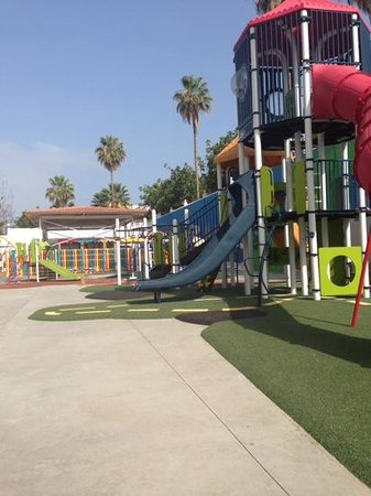 Spring Hotel Bitacora: the park in mini club