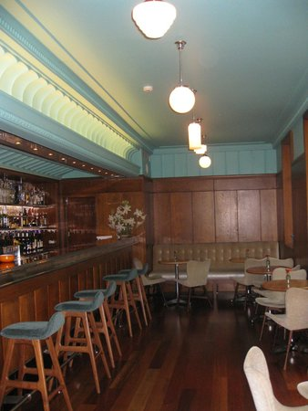 Hotel DeBrett : The bar