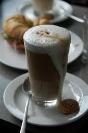 Loaves and Fishes: Our Latte