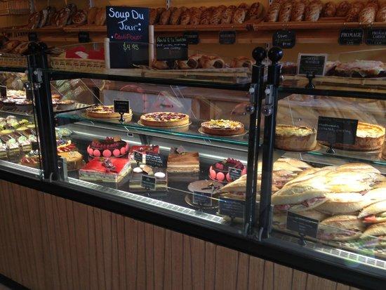 Maison Villatte: sandwiches, breads and pastries