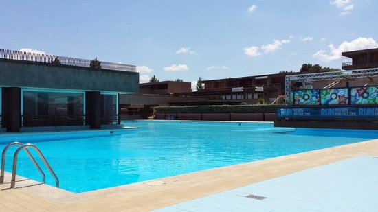 Cugnana Verde: La piscina