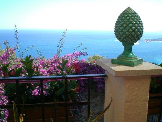 La Vista Dalla Terrazza Picture Of Hotel Villa Belvedere
