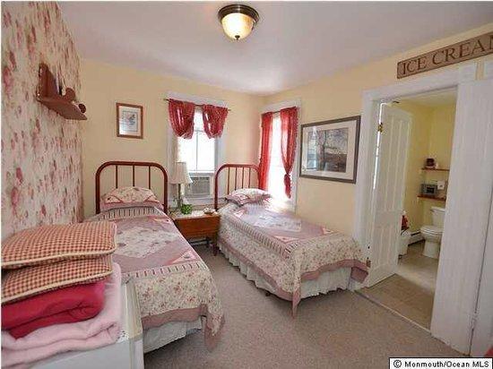 The Inn at Ocean Grove: Vermont Room