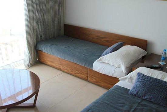 Sunrise Pearl Hotel & Spa: Junior Suite Sea View