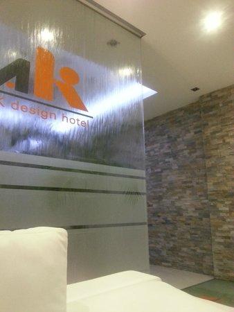 Puerto Mercado Hotel: Recepção