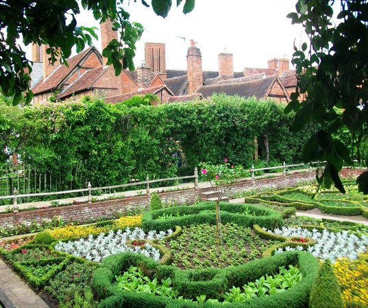 Shakespeare's New Place: The Great Garden