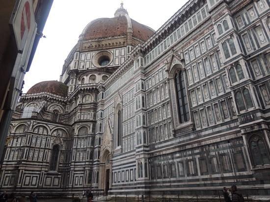Piazza del Duomo: il duomo
