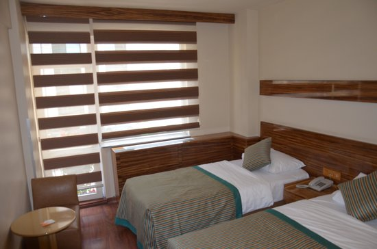 Hotel Buyuk Keban: номер отеля