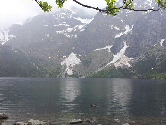 Lake Morskie Oko: Morskie oko
