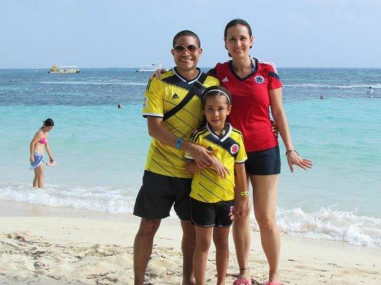 Hotel El Dorado: Playa del Hotel