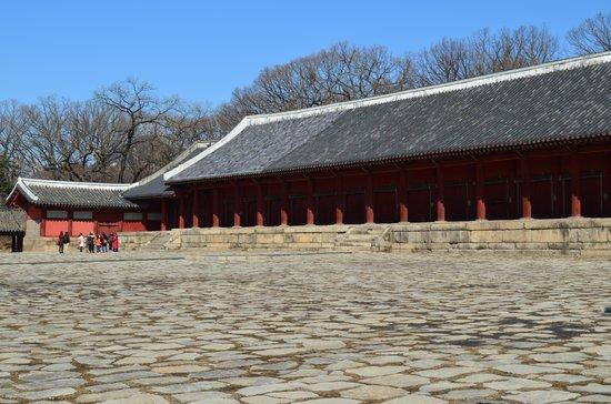 Jongmyo Shrine : 宗廟