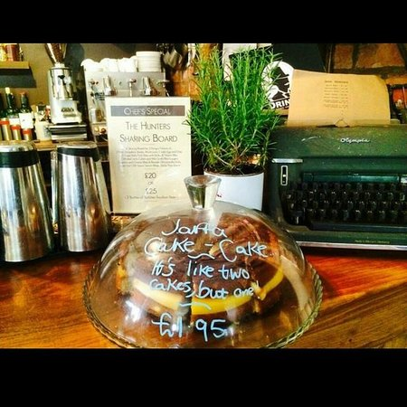 The ALB: Coffee and Cake only £2.95