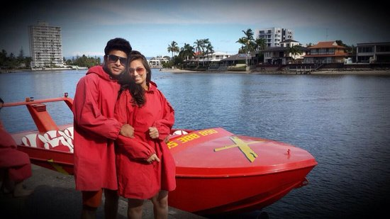 Jetboat Extreme : JET PARADISE!!!