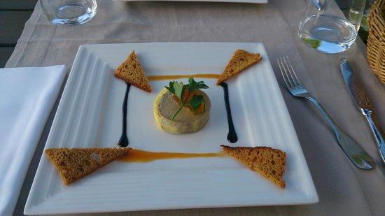 Le Clos de la Broncais: Foie gras de canard