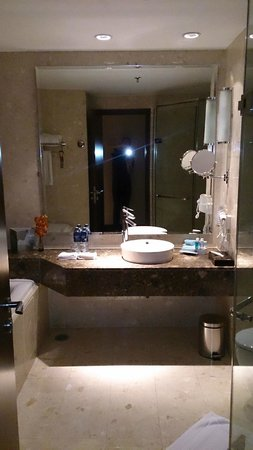 Novotel Bangkok Suvarnabhumi Airport : Bathroom