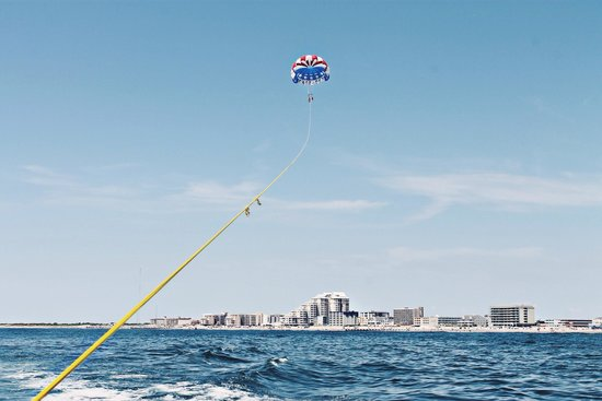 Atlantic Parasail: So awesome!