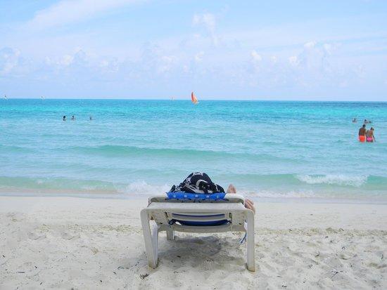 Melia Buenavista : Beach 2