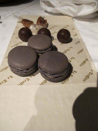 La Truffiere: Truffiere-dessert
