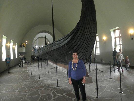 Wikingerschiffsmuseum: Museu Viking