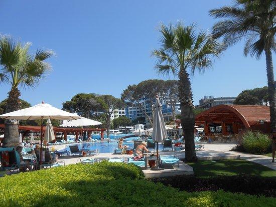 Cornelia De Luxe Resort : Cornelia Deluxe Hotel