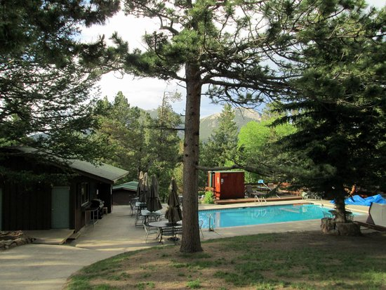 Lane Guest Ranch: pool