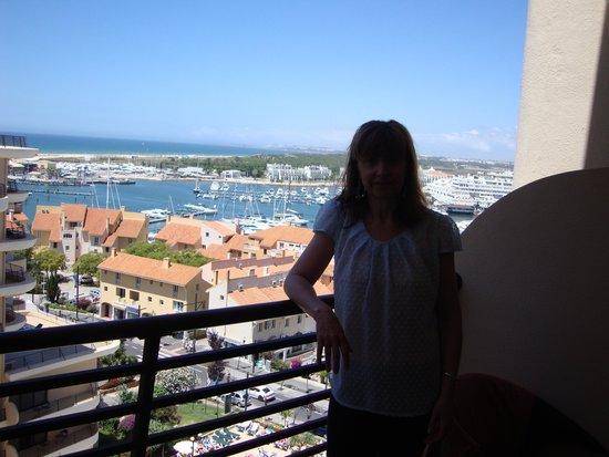 Vila Galé Marina : o 806 tem uma bela vista