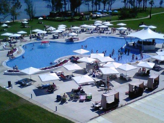 TUI FAMILY LIFE Kerkyra Golf: New Pool Area