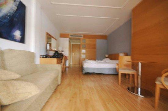 Hotel Clipper & Villas: Fijne grote kamers