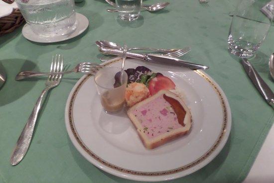 Waldhaus-Huldi: Fine dining