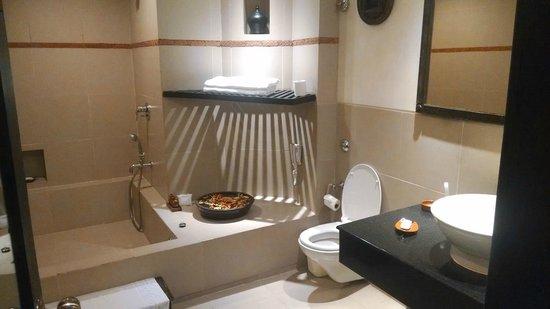 Gokarna Forest Resort: washroom